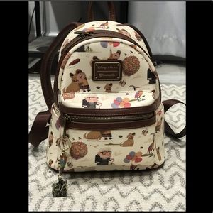 Disney Parks Up Loungefly Mini Backpack